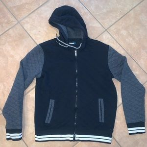 Tony Hawk hooded jacket hoodie zip up size small